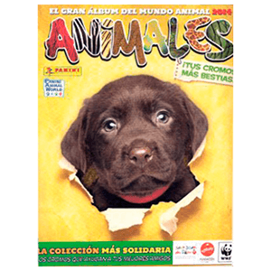 Álbum Animales 2014