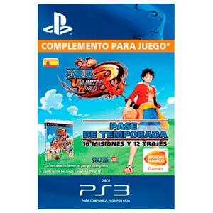 One Piece: Unlimited World Season Pass (PS3)