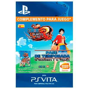 One Piece: Unlimited World Season Pass (PSV)