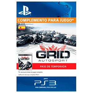 GRID Autosport Season Pass (PS3)