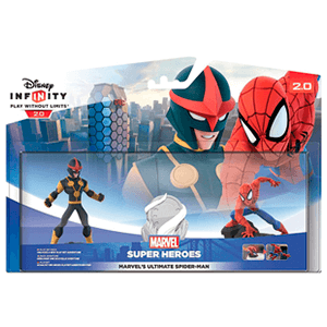 Disney Infinity 2.0 PlaySet Pack Marvel Spiderman