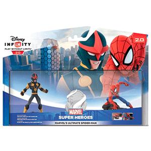 Disney Infinity 2.0 PlaySet Pack Marvel Spiderman