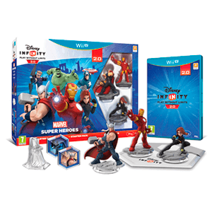 Disney Infinity 2.0: Marvel Super Heroes Starter Pack
