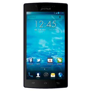 """Smartphone Primux Zeta2 5"""" OGS Quad Core 1Gb+8Gb"""