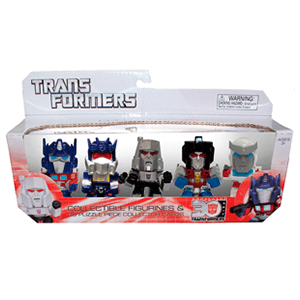 Transformers 4cm Pack 5 figuras Serie 1