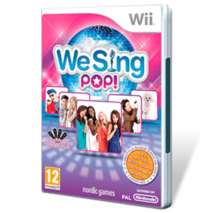 We Sing: Pop  + 2 Microfonos