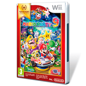 Mario Party 9 Nintendo Selects