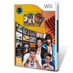 lets sing 7 version española wii amazon