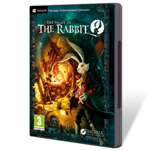 The Night of the Rabbit Edicion Especial