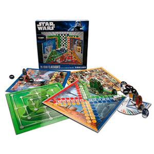 Star Wars (20 juegos de mesa)