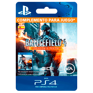 x Battlefield 4™ Dragon's Teeth (PS4)