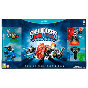 Skylanders Trap Team Starter Pack Dark Edition