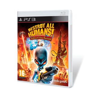 Destroy All Humans: Path of the Furon