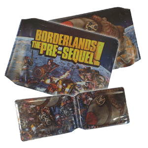 Portatarjetas Borderlands the pre-sequel