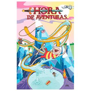 Hora de Aventuras: Volumen 4
