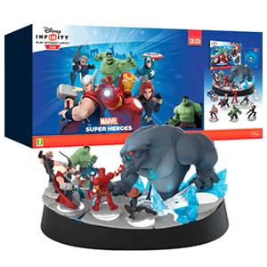 Disney Infinity 2.0: Marvel Edicion Coleccionista