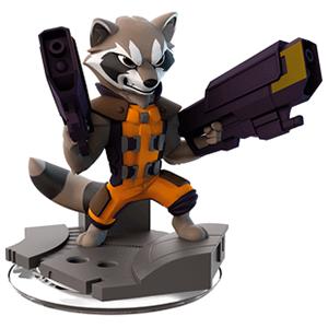 Disney Infinity 2.0 Figura Rocket Racoon