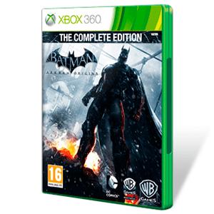 Batman Arkham Origins Edicion Especial