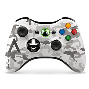 Controller Inalambrico Microsoft Artic Camouflage