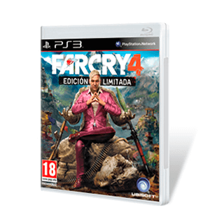 Far Cry 4 Edicion Limitada