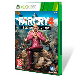 Far Cry 4 Edicion Limitada