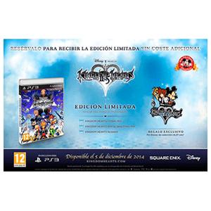Kingdom Hearts HD 2.5 ReMIX Edicion Limitada