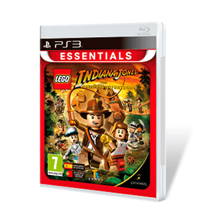 Lego Indiana Jones: La Trilogia Original Essentials