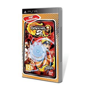 Naruto Ultimare Ninja Heroes 2 Essentials