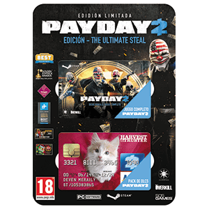PayDay 2 Spot light pack