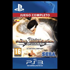 Virtua Fighter 5: Final Showdown Complete Edition