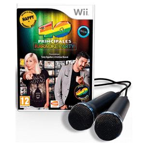 Los 40 Principales: Karaoke Party + 2 Micrófonos