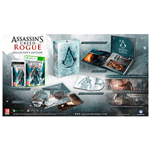 Assassin's Creed Rogue Edicion Coleccionista
