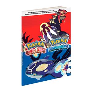 Guía Pokemon Rubi Omega y Zafiro Alfa