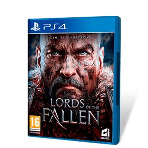 Lords of The Fallen Edicion Limitada