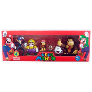 Pack 6 Minifiguras Mario (Serie 4)