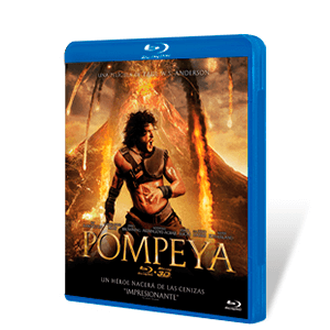 Pompeya  Bluray + Bluray 3D