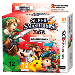 Pack Doble Super Smash Bros