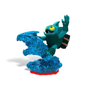 Figura Skylanders Trap Team: Tidal Wave Gill Grunt