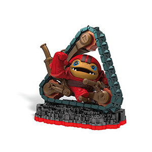 Figura Skylanders Trap Team: Tread Head