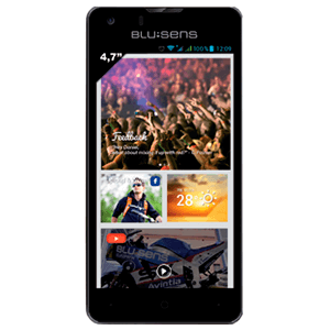 "Smartphone Blusens Smart Fit 4,7"" OGS Ultra Slim"