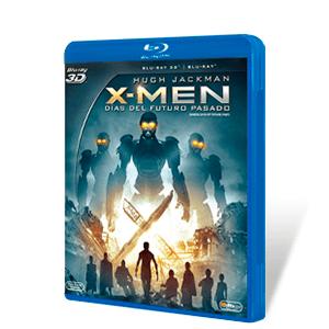 X-Men Dias De Futuro Pasado Bluray 3D