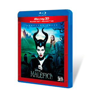Maléfica  Bluray + Bluray 3D