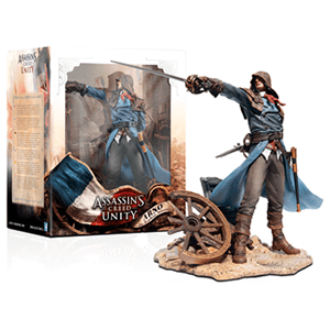 Figura Arno: The Fearless Assassin