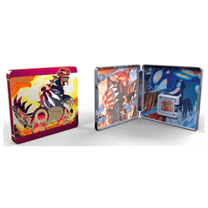 Pokemon Rubi Omega Steelbox