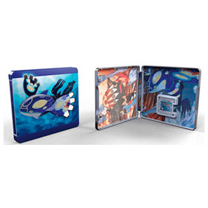Pokemon Zafiro Alfa Steelbox