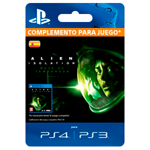 Alien Isolation Season Pass