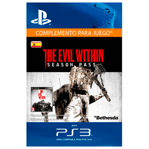 The Evil Within Season Pass (PS3)