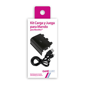 Kit de Carga y Juega GAMEware