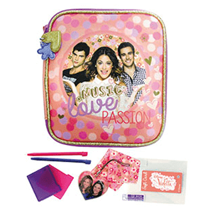 Disney Violetta Travel Kit 10 en 1 2DS Ardistel