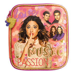 Disney Violetta Carry Case 2DS Ardistel